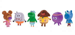 Hey Duggee Small Plush Assortment