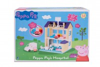 Peppa Pig Hospital Construction