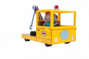 Opa Kläff's kleiner Abschleppwagen