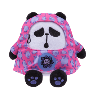 "Under The Weather Panda 6"" Plush"