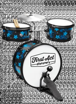 Rock Stars Drum Set