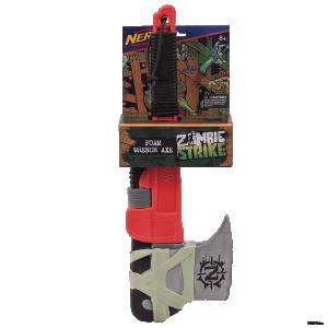 Nerf Zombie Foam Wrench Axe