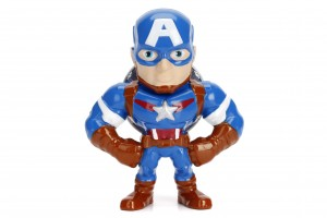 "MARVEL Avengers Comic Captain America 2,5"" Figur"