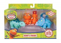 Buddy's Friends Figure 4-pack
