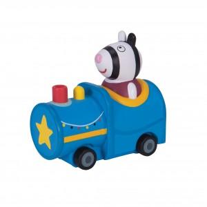Mini Flitzer Zoe's blauer Zug