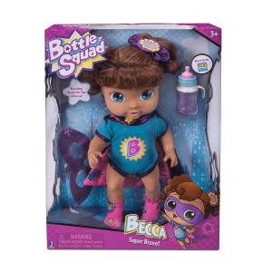 Bottle Squad Becca Doll