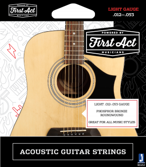 Guitar Accessories - Acoustic Strings