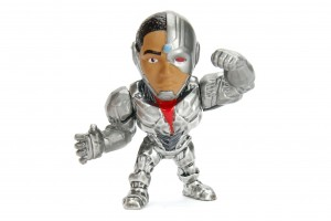 "DC Justice League Cyborg 2,5"" Figur"