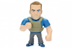 "Fast and Furious Brian mit Weste 6"" Figur"