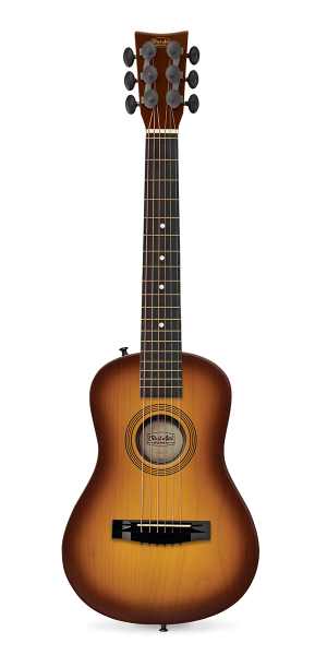 "Sunburst 30"" Acoustic Guitar"