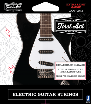 Guitar Accessories - Electrinc Strings
