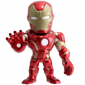 "MARVEL Civil War Iron Man 4"" Figur"