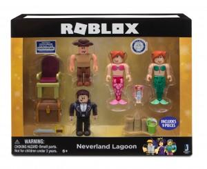 Neverland Lagoon - Celebrity