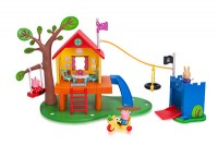 Peppa Pig Treehouse Playset