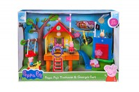 Peppa Pig Treehouse Playset