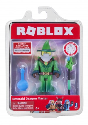 Emerald Dragon Master