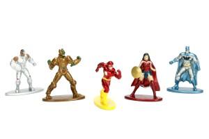 DC Comics 5er Figurenpack (Pack 1)