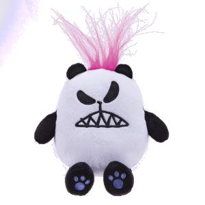 "Angry Panda 6"" Plush"