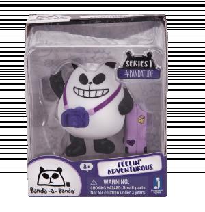 Panda-a-Panda Feelin' Adventurous